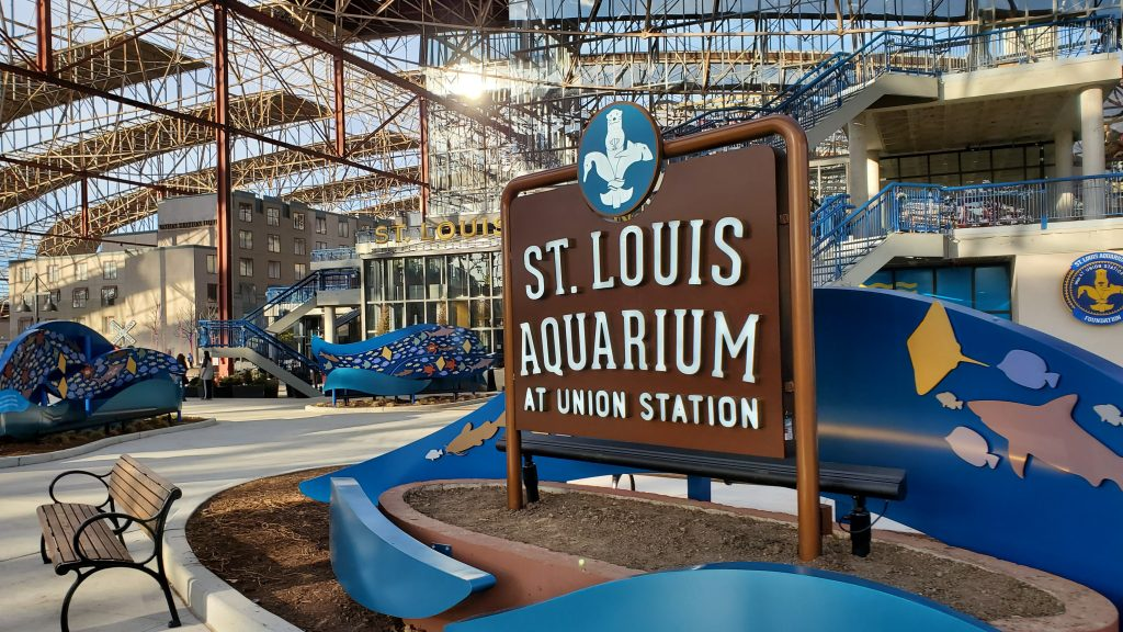 St Louis Aquarium at Union Station STL